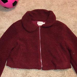 Showpo half zip sweater
